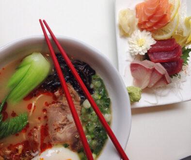 Coming Soon! Sashimi + Ramen Combo